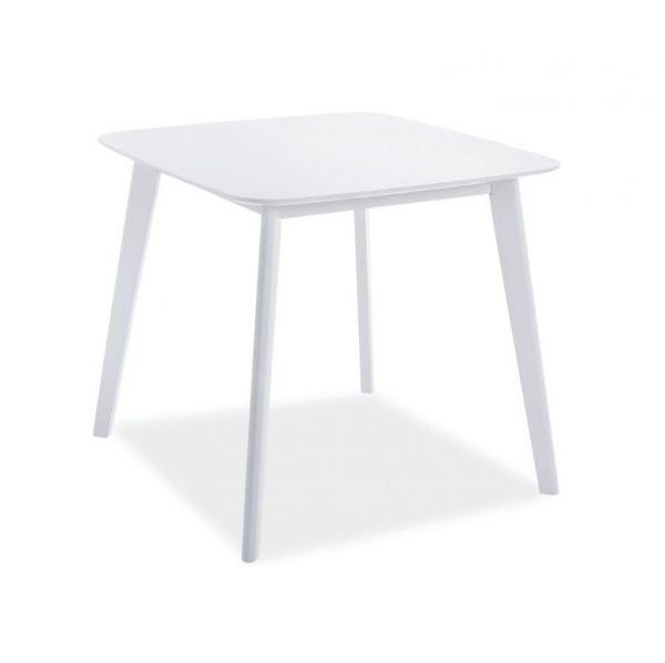 MASĂ GRIZMA WHITE 80X80 cm