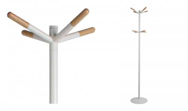 CUIER WOODEN TIP WHITE