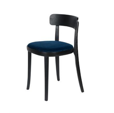 Scaun BRANDON BLACK/BLUE