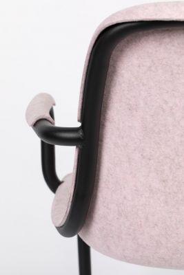 Scaun ARM THIRSTY Soft pink