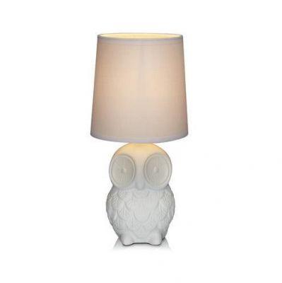 HELGA WHITE Lampă de masă