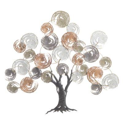 Decoratiune de perete TREE