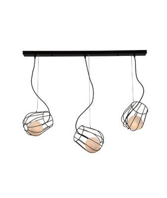 CALEB 3L Lampă Suspendată