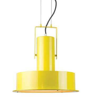 ASTOR Yellow Lampa Suspendata