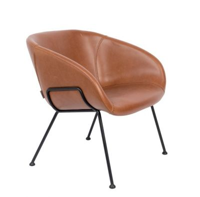 Scaun lounge FESTON BROWN