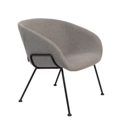 Scaun lounge FESTON FAB GREY