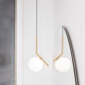 Lampa suspendata HANNA GOLD 20