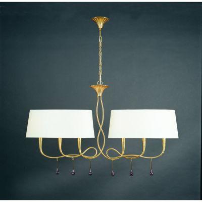 ISABEL LINE Lampa suspendata-ISABEL GOLD