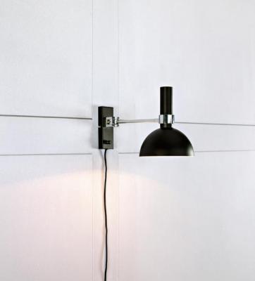 LARRY CHROME Lampă de perete