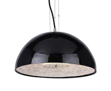 DECORA M BLACK LAMPA SUSPENDATA