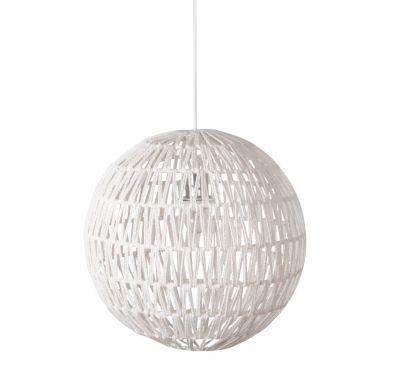 CABLE 40 WHITE Lampă suspendată