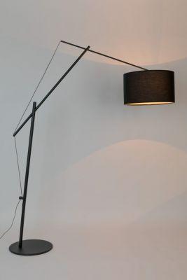 Lampă stativă TOKIO BLACK