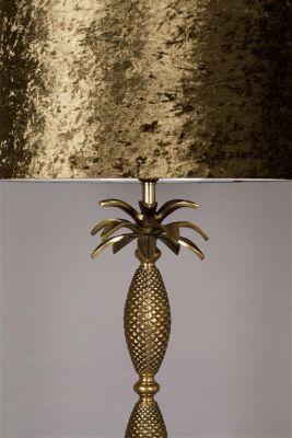 Lampa stativa PIÑA GOLD