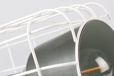 Lampă de masă CAGE WHITE