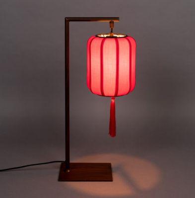 Lampă de masă SUONI RED