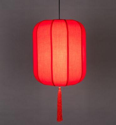 Lampă suspendată SUONI RED L