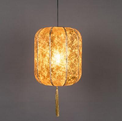 Lampă suspendată SUONI GOLD L