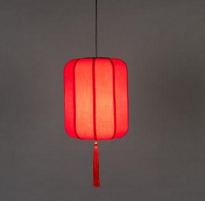 Lampă suspendată SUONI RED S