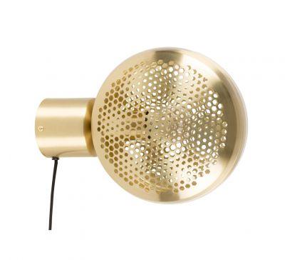 GRINGO BRASS Lampă de perete