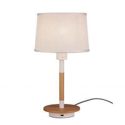 Lampă de masă ORDINI WHITE