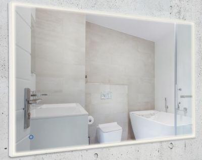 Lampă de perete cu oglindă TARA OBLONG
