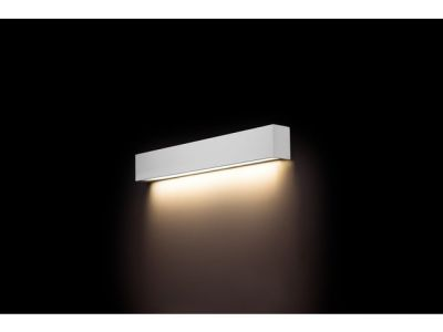 LUTON WHITE 62 Lampă de perete