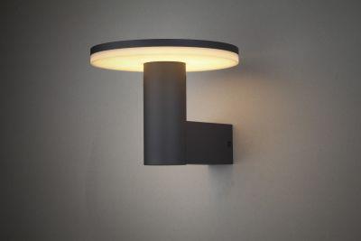 Lampă de perete RESS GREY