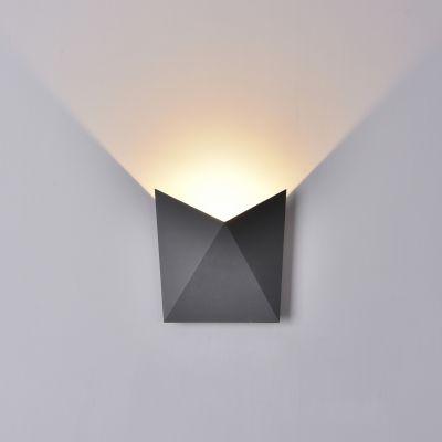Lampă de perete RIAX GREY