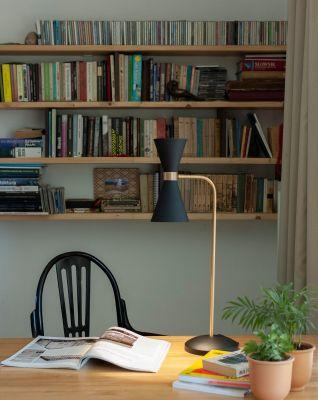 Lampă de masă ANISIA BLACK