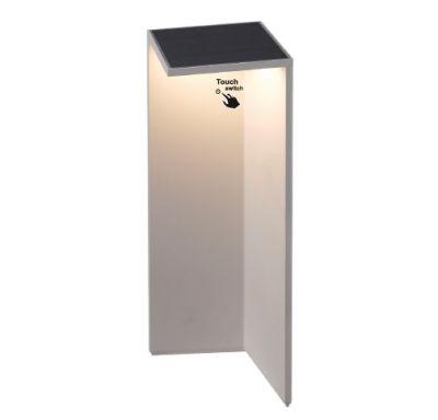 Lampă stativă solară cu senzor VOLIERA