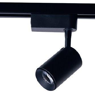 Proiector pe șină LED IRIDE 7W  BLACK