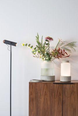 REINA M Vază cu LED