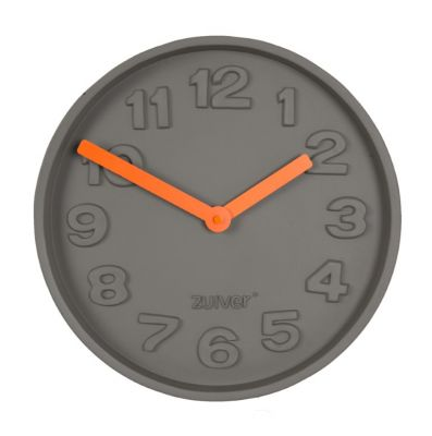 Ceas CONCRETE TIME ORANGE