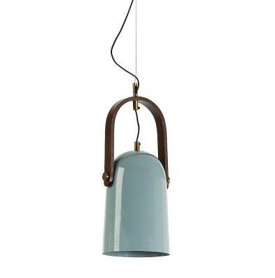TUSLA LIGHT BLUE L Lampă Suspendată