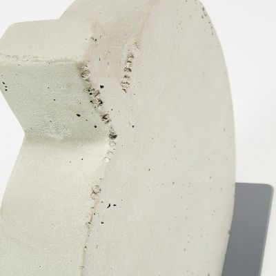 Decoratiune din ciment SENS APPLE 28x30 cm