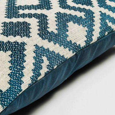 Husă pernă LANA BLUE 45 X 45 cm