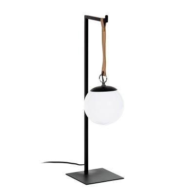 Lampă de masă TEIRO BLACK