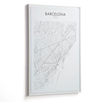 Tablou BARCELONA