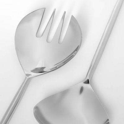 Spatule de metal pentru salata FERY SILVER