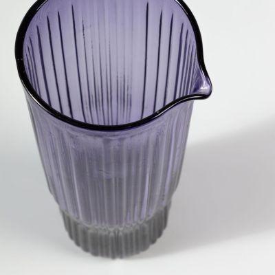Carafă de sticlă RORA LILAC