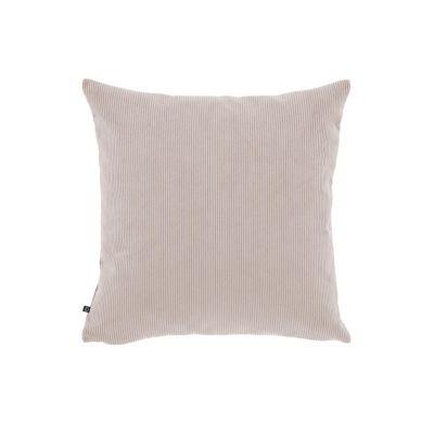 Husă de pernă NAMIA CORDUROY Pink 45 x 45 cm