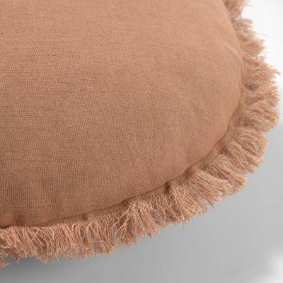 Husă de pernă CLAIRE BROWN 45 x 45 cm