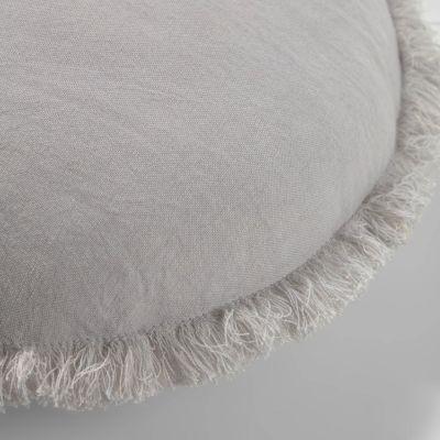Husă de pernă CLAIRE GREY 45 x 45 cm