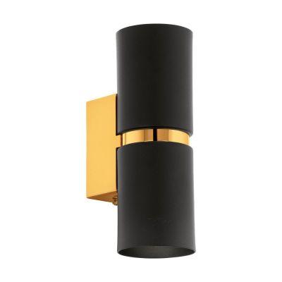 Lampă de perete PASSA ROUND GOLD