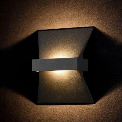 Lampă de perete AME BLACK