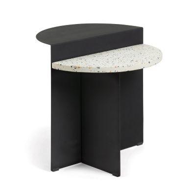 Măsuță CLERA BLACK 50 cm