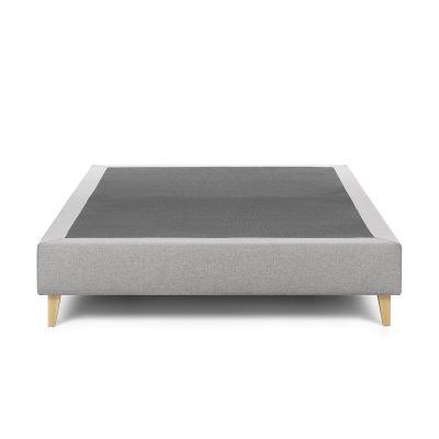 Bază pat NICO Light Grey