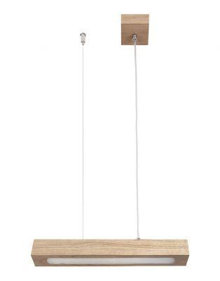 FUTURE LINE Lampa suspendata 36 cm Stejar