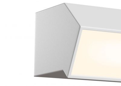 Lampă de perete ONO WHITE