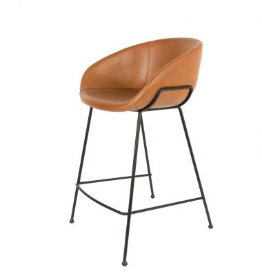 SCAUN BAR FESTON BROWN H65